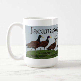Jacanas of the World Coffee Mug