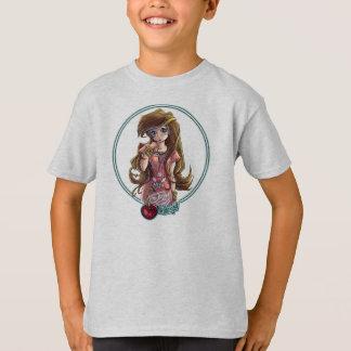Jaci - Magical Goddess of the Moon - Circle T-Shirt