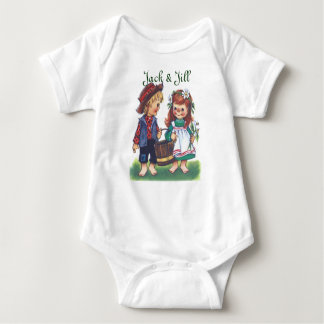 Jack and Jill Baby Bodysuit