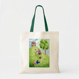 Jack and Jill Budget Tote Bag