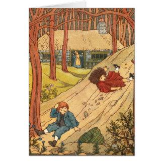 """Jack and Jill"" Card"