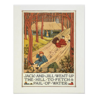 """""""Jack and Jill"""" Poster"""