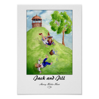 Jack and Jill Print - Customized