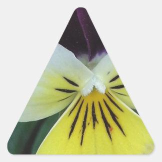 Jack and Jill Triangle Sticker