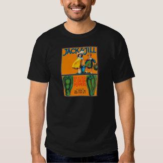 Jack and Jill T Shirt