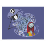 Jack and Sally - Now and Forever Print