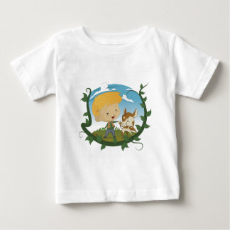 Jack and the Beanstalk Baby T-Shirt