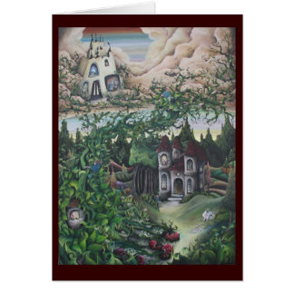 Jack and the Beanstalk Greeting Cards