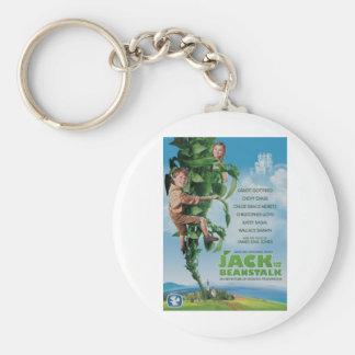 Jack and the Beanstalk Key Chains
