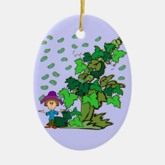 Jack and the Beanstalk ornament