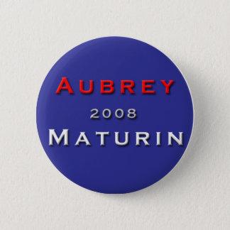 Jack Aubrey for President! 6 Cm Round Badge