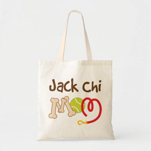 Jack Chi Dog Breed Mom Gift Bag