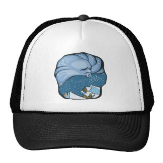 Jack Frost Trucker Hats
