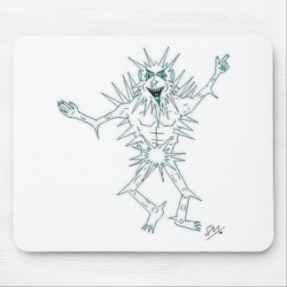 Jack Frost Mouse Pads