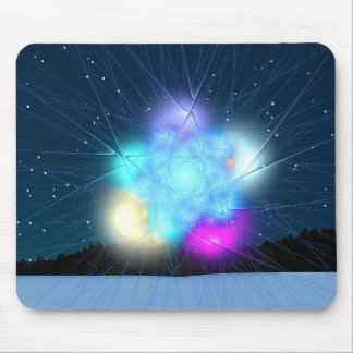 Jack Frost Mouse Pad
