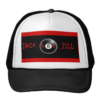 JACK h8s JILL TRUCKER CAP Trucker Hat