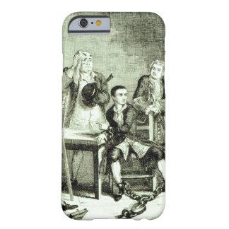 Jack in Newgate Ward having portraits taken by Sir Barely There iPhone 6 Case