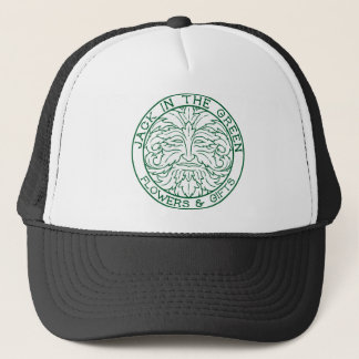 Jack in the Green wearables Trucker Hat