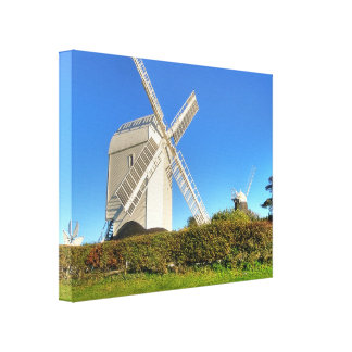 Jack & Jill Gallery Wrapped Canvas