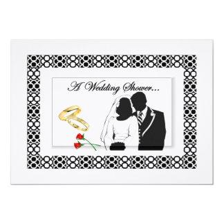 Jack & Jill Wedding Shower / Invitation
