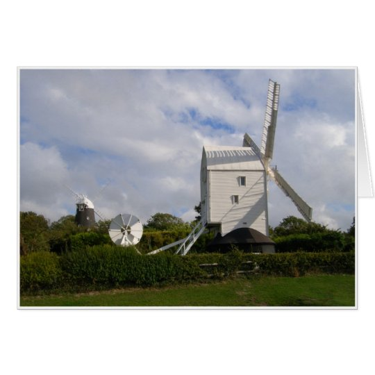 Jack & Jill Windmills Card