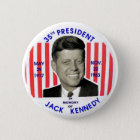Jack Kennedy Memorial Button