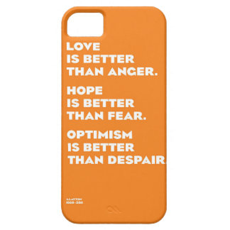 Jack Layton Quote iPhone SE + iPhone 5/5S Case