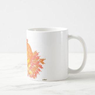 Jack-O-Lantern Basic White Mug