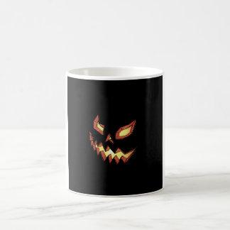 Jack O Lantern Basic White Mug