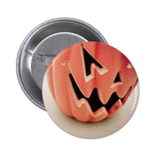 Jack O' Lantern button
