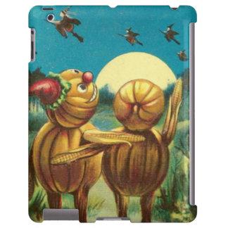 Jack O' Lantern Creature Monster Witch iPad Case