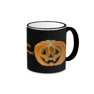 Jack O Lantern Halloween Mug