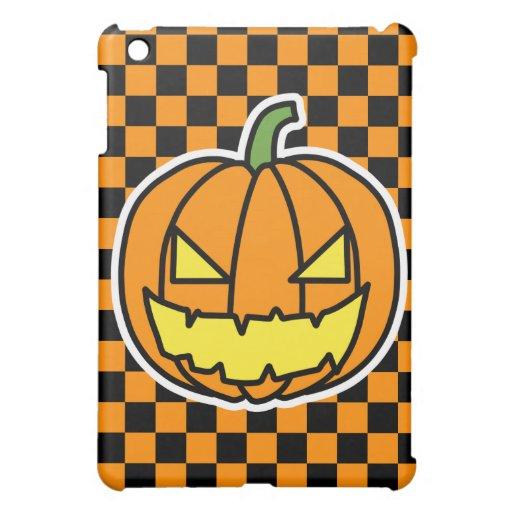 Jack-o'-lantern Cover For The iPad Mini