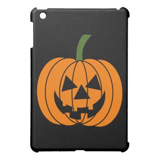Jack O' Lantern iPad Mini Cover