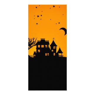 Jack O Lantern Manor Custom Rack Card