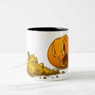 Jack-O-Lantern Mug (Shaded)