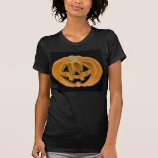 Jack O Lantern Petite T-Shirt