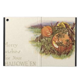 Jack O' Lantern Pumpkin Monster Full Moon Case For iPad Air