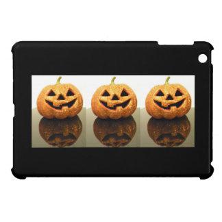 Jack-o'-lanterns iPad Mini Covers