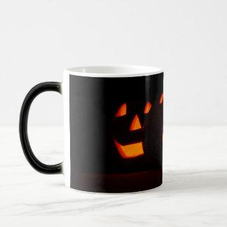 Jack O' Lanterns Morphing Coffee Mug