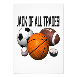 Jack Of All Trades Custom Announcements
