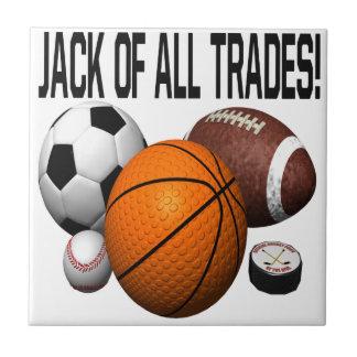 Jack Of All Trades Tile