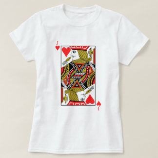 Jack of Hearts T-Shirt