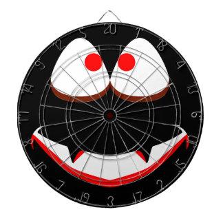 Jack O'Lantern Eyes Dartboards