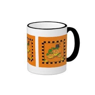 Jack O'Lanterns Halloween Coffee Mug
