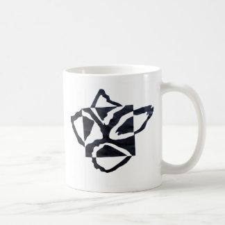 Jack Riffle Basic White Mug