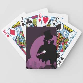 Jack Ripper Bicycle Playing Cards