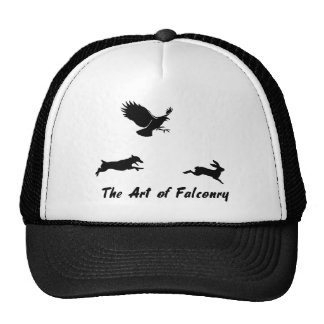 Jack Russel and Falconry Cap