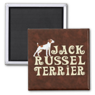 Jack Russel Magnet