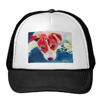 Jack Russell #4 Cap